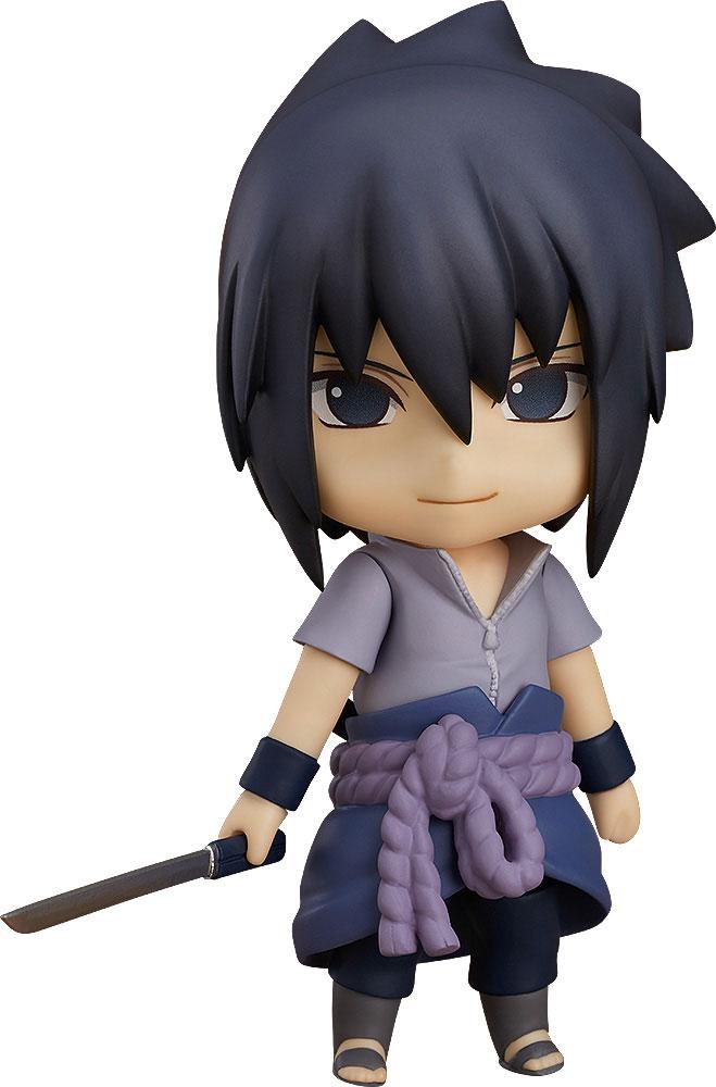 Naruto Shippuden Nendoroid Sasuke Uchiha-0