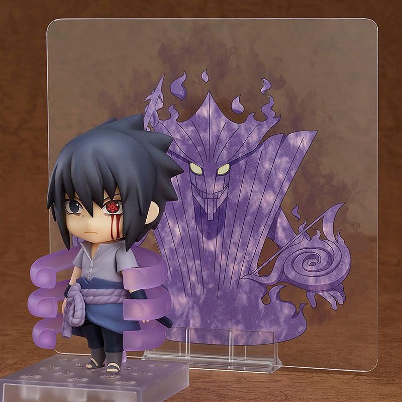 Naruto Shippuden Nendoroid Sasuke Uchiha-4337