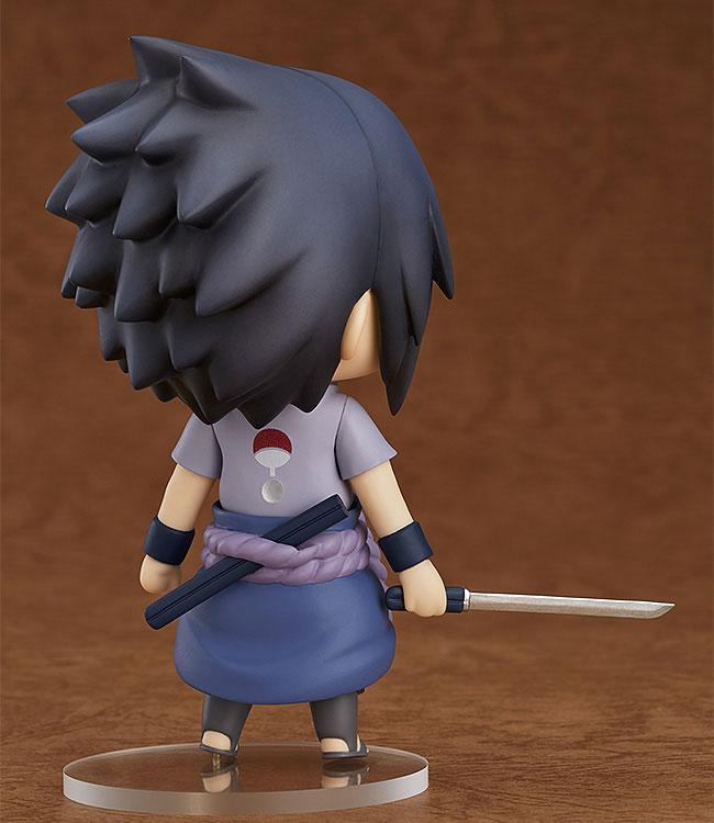 Naruto Shippuden Nendoroid Sasuke Uchiha-4339