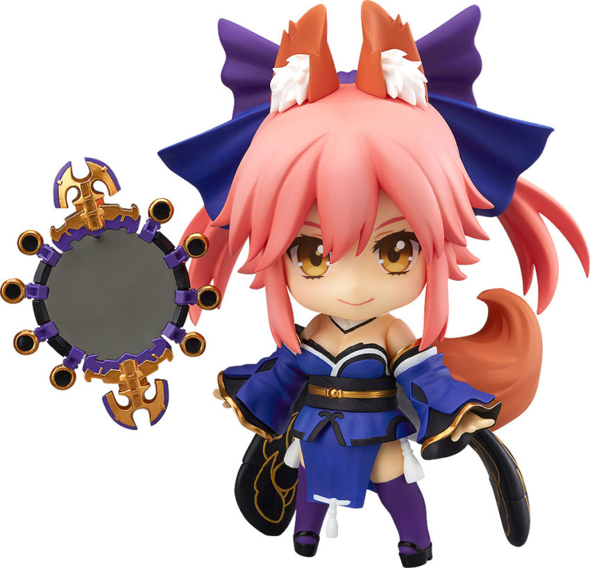 Fate/Extra Nendoroid Caster-4367