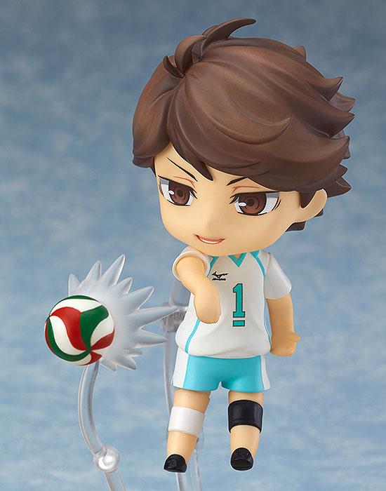 Haikyu!! Nendoroid Toru Oikawa-4291