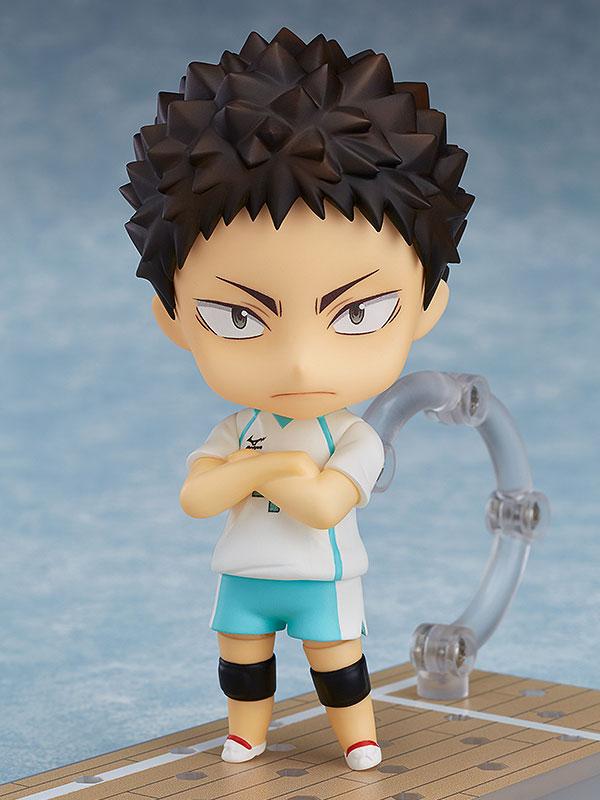Haikyu!! Nendoroid Hajime Iwaizumi-4289
