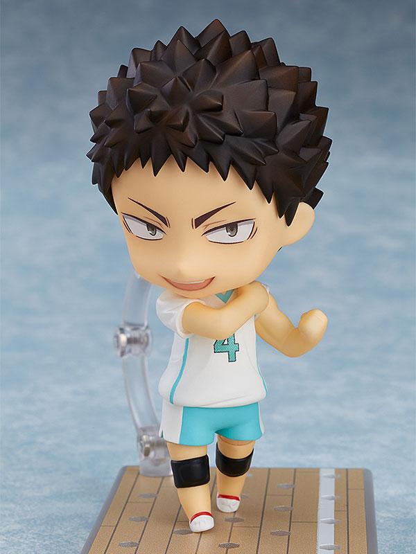 Haikyu!! Nendoroid Hajime Iwaizumi-4285