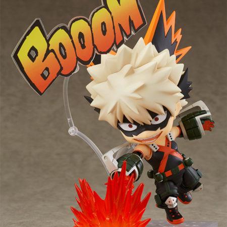 My Hero Academia Bakugo Katsuki Heroes Edition Nendoroid (re-release)-4537