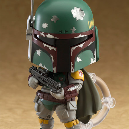 Star Wars Episode 5 The Empire Strikes Back Boba Fett Nendoroid -0