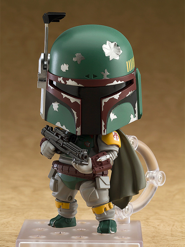 Star Wars Episode 5 The Empire Strikes Back Boba Fett Nendoroid -0