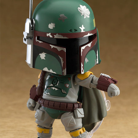 Star Wars Episode 5 The Empire Strikes Back Boba Fett Nendoroid -4521