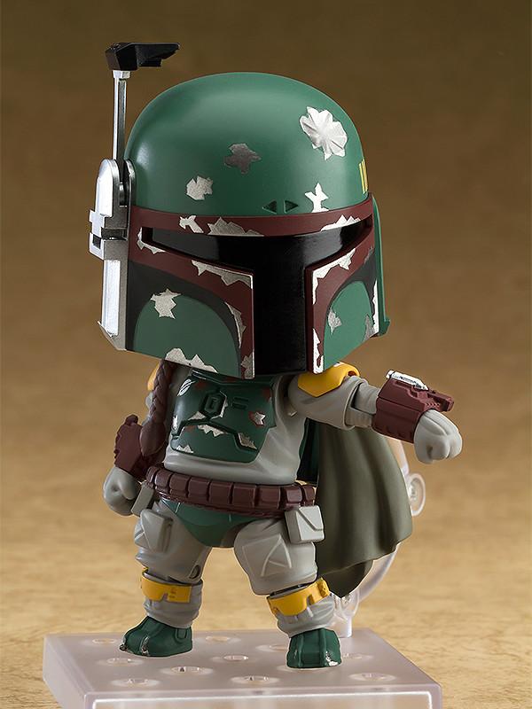 Star Wars Episode 5 The Empire Strikes Back Boba Fett Nendoroid -4521