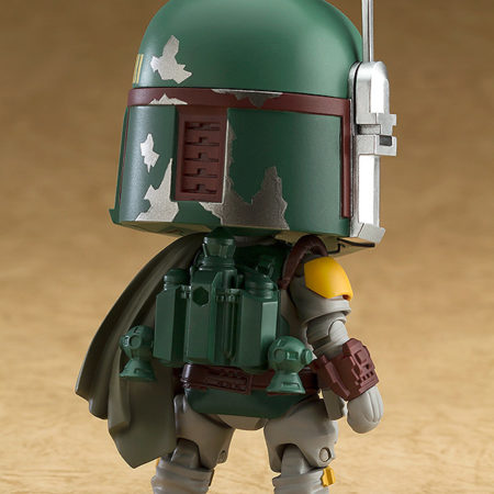 Star Wars Episode 5 The Empire Strikes Back Boba Fett Nendoroid -4523