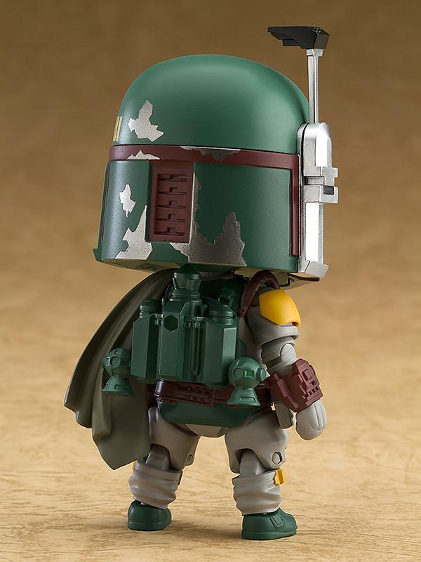 Star Wars Episode 5 The Empire Strikes Back Boba Fett Nendoroid -4523