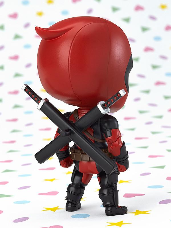 Deadpool Ore-chan Edition Nendoroid-4529