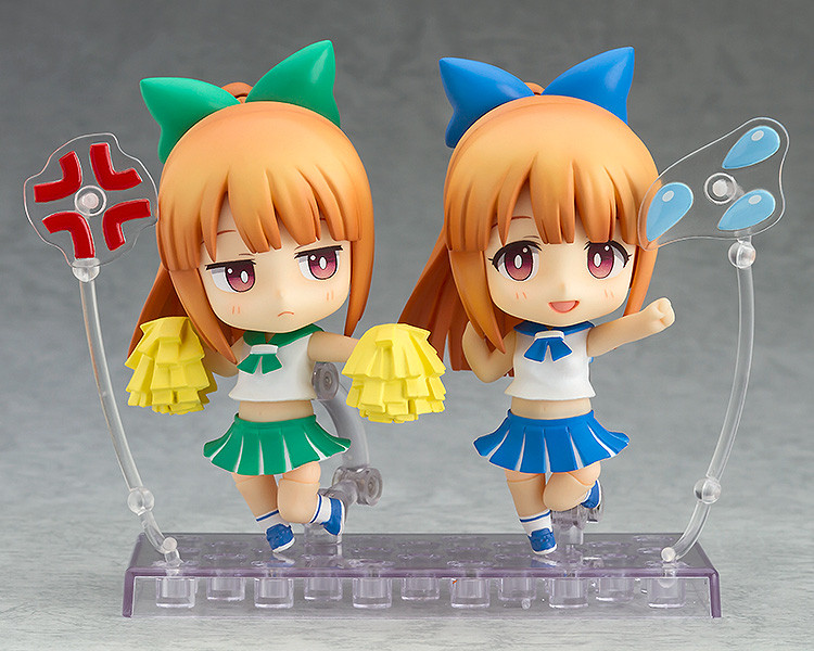 *Example of Use. No Nendoroid figures are included with this product.