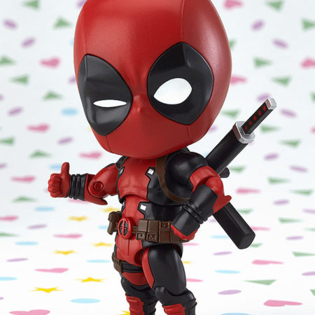 Deadpool Ore-chan Edition Nendoroid-0