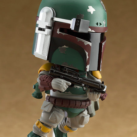 Star Wars Episode 5 The Empire Strikes Back Boba Fett Nendoroid -4522
