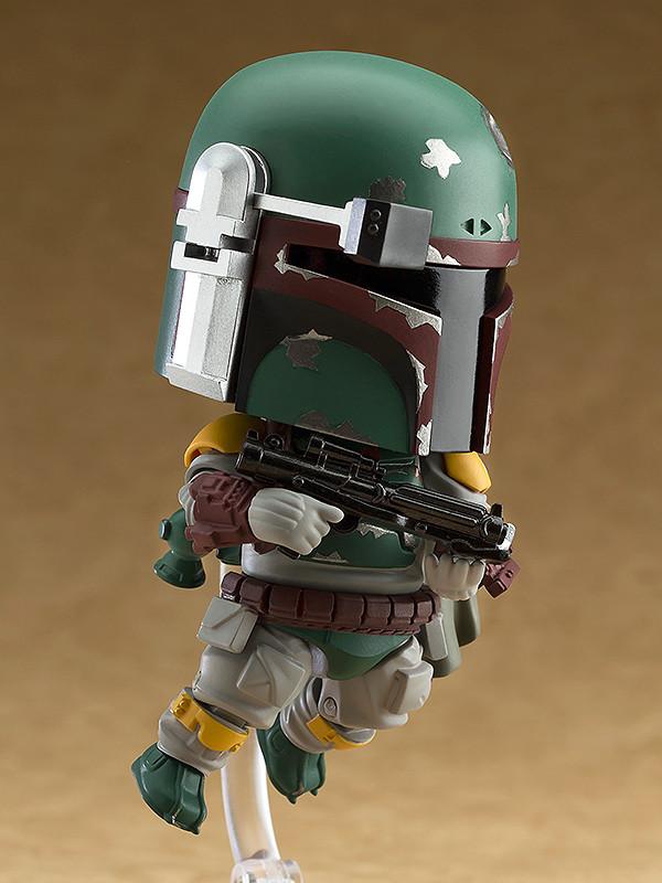Star Wars Episode 5 The Empire Strikes Back Boba Fett Nendoroid -4522