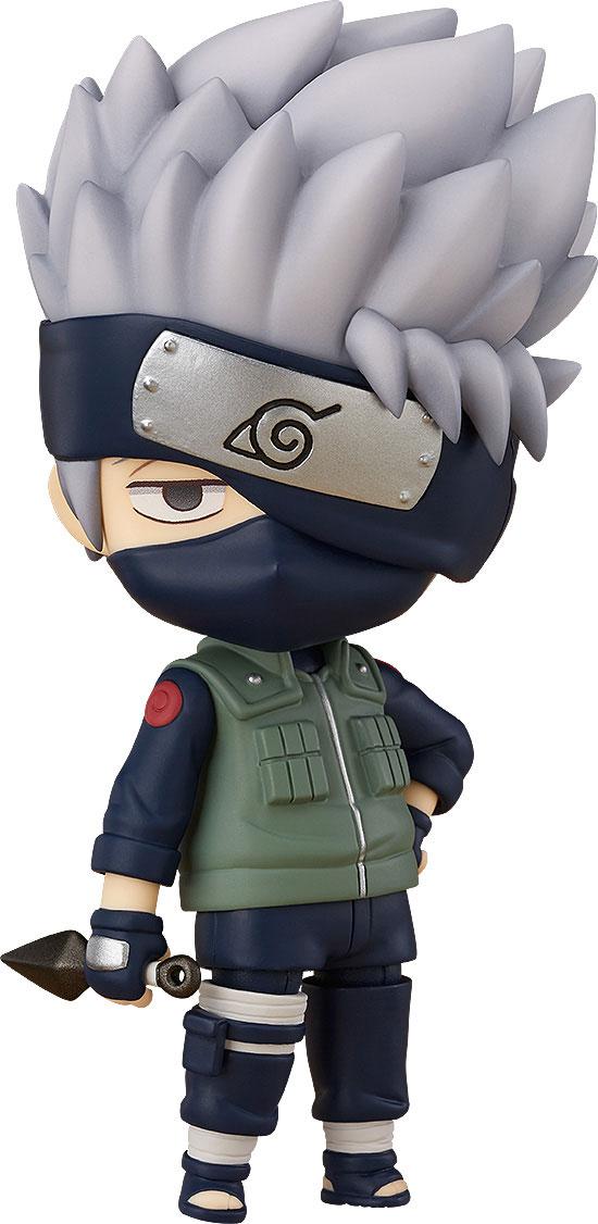 Naruto Shippuden Nendoroid Kakashi Hatake -0