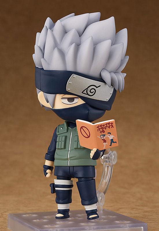 Naruto Shippuden Nendoroid Kakashi Hatake -4599