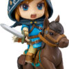 The Legend of Zelda Breath of the Wild Nendoroid Link Deluxe Edition-0