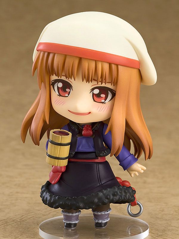 Spice and Wolf Nendoroid Holo-4633
