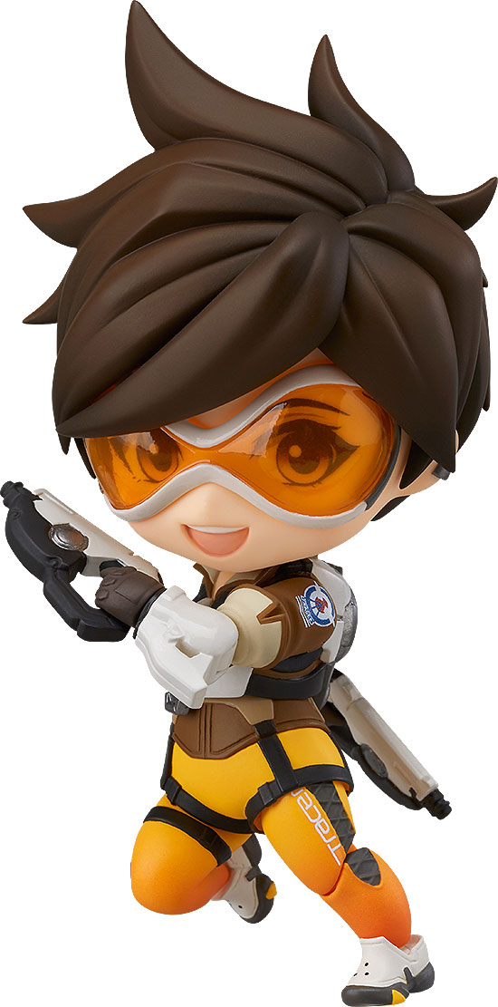 Overwatch Nendoroid Tracer Classic Skin Edition-0