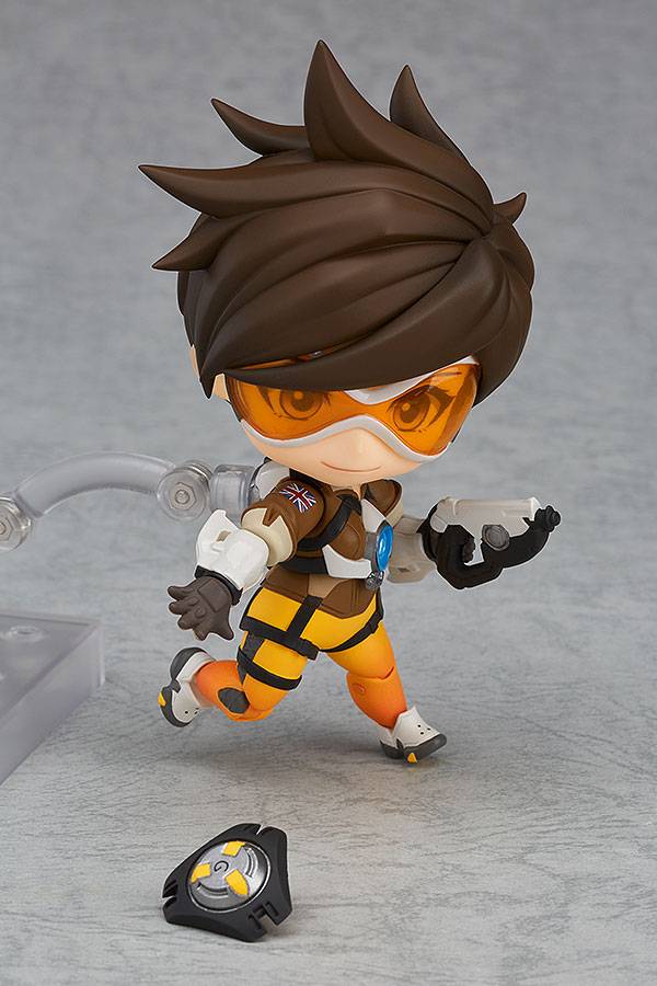 Overwatch Nendoroid Tracer Classic Skin Edition-4745