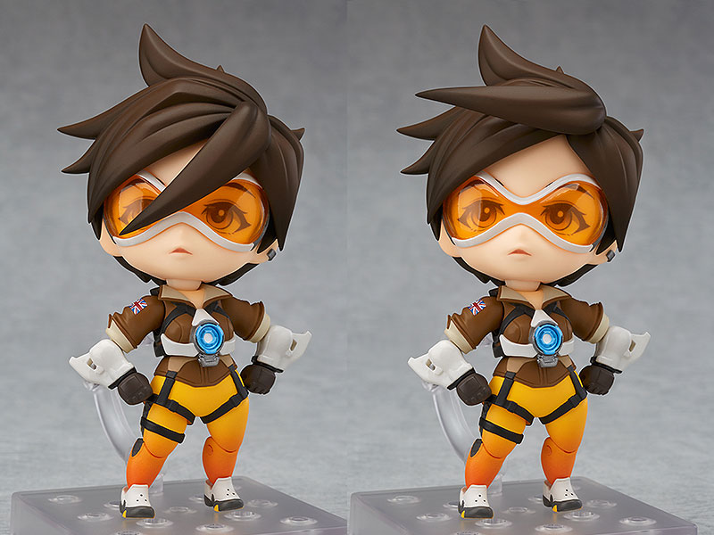 Overwatch Nendoroid Tracer Classic Skin Edition-4743