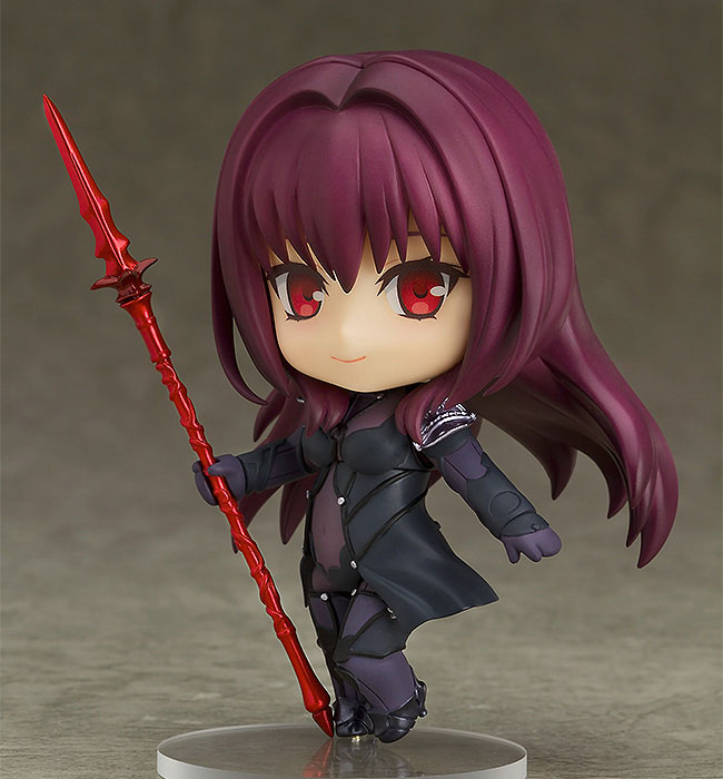 Fate/Grand Order Nendoroid Lancer/Scathach-4800