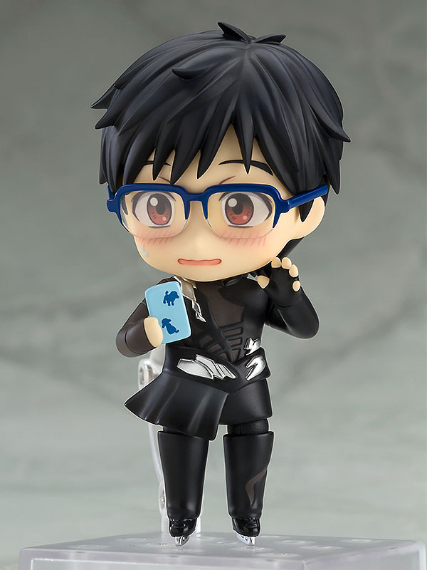 Yuri!!! on Ice Nendoroid Yuri Katsuki-4693