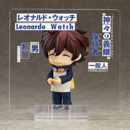 Blood Blockade Battlefront & Beyond Nendoroid Leonardo Watch (RESALE)-4858