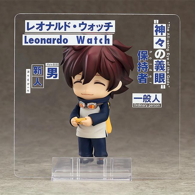 Blood Blockade Battlefront & Beyond Nendoroid Leonardo Watch (RESALE)-4858