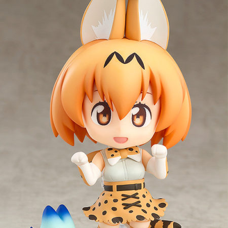 Kemono Friends Nendoroid Serval-0