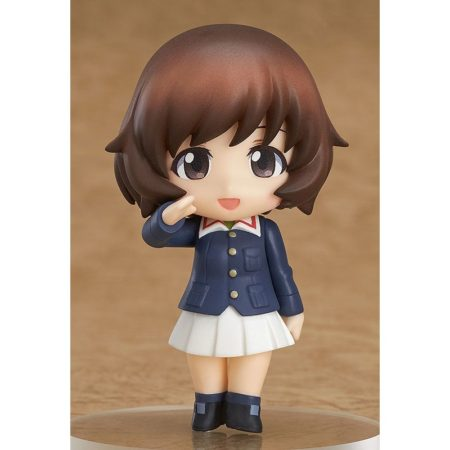 Girls und Panzer der Film Nendoroid Petite 5-Set Ankou Team Version-4806