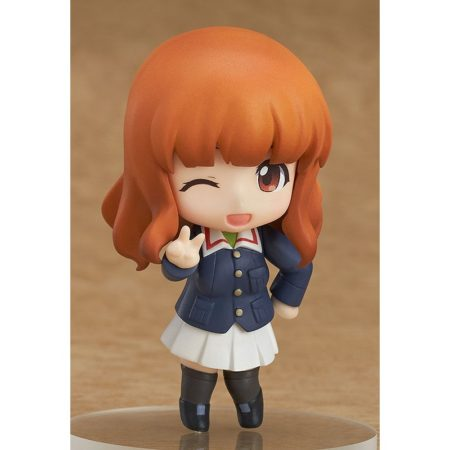 Girls und Panzer der Film Nendoroid Petite 5-Set Ankou Team Version-4807