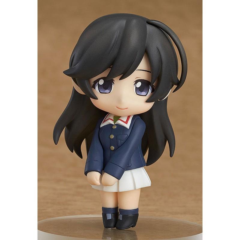 Girls und Panzer der Film Nendoroid Petite 5-Set Ankou Team Version-4804