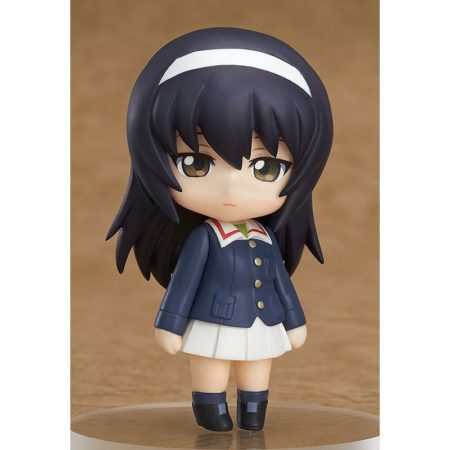 Girls und Panzer der Film Nendoroid Petite 5-Set Ankou Team Version-4805