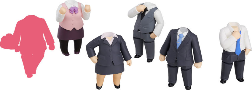 Nendoroid More Dress-Up Suits (6-pack) -0