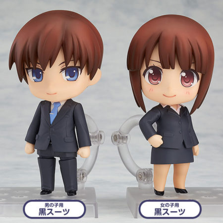 Nendoroid More Dress-Up Suits (6-pack) -5036