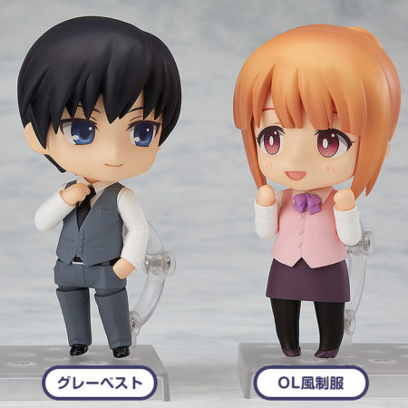 Nendoroid More Dress-Up Suits (6-pack) -5034