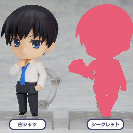 Nendoroid More Dress-Up Suits (6-pack) -5035