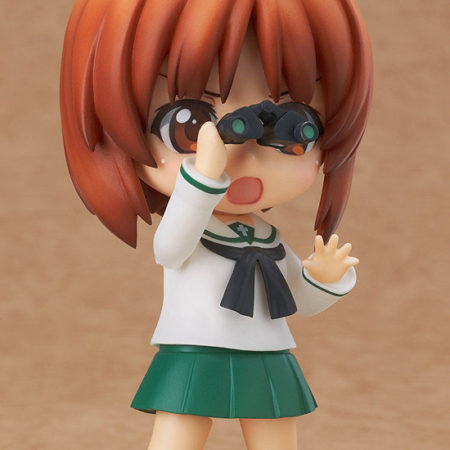 Girls und Panzer Nendoroid Miho Nishizumi-4964