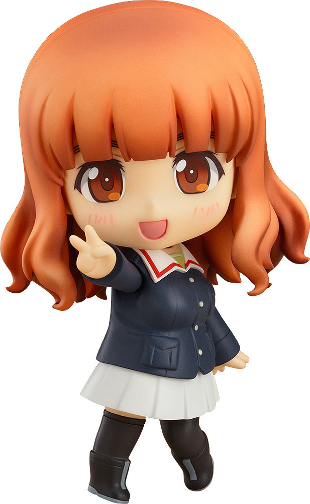 Girls und Panzer Nendoroid Saori Takebe -0