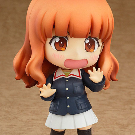 Girls und Panzer Nendoroid Saori Takebe -4984