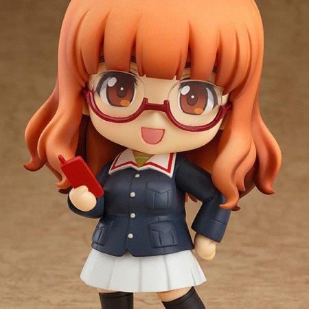 Girls und Panzer Nendoroid Saori Takebe -4988