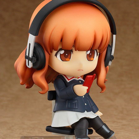 Girls und Panzer Nendoroid Saori Takebe -4989