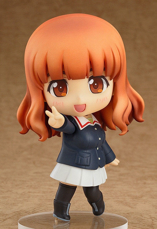 Girls und Panzer Nendoroid Saori Takebe -4987