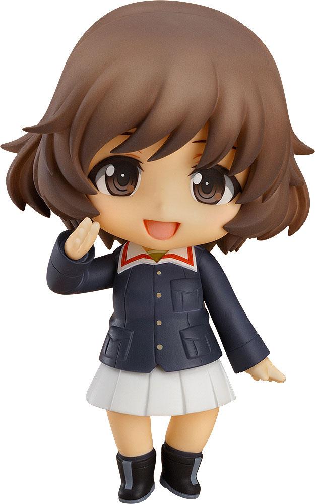 Girls und Panzer Nendoroid Yukari Akiyama-0