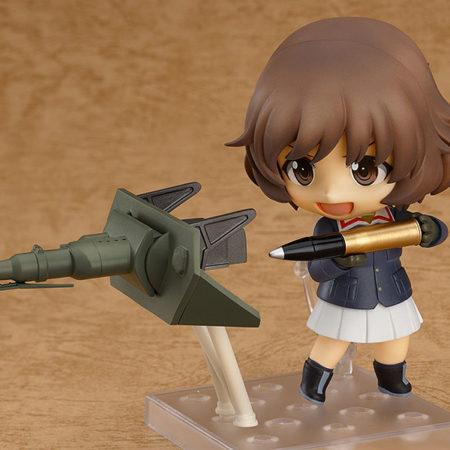 Girls und Panzer Nendoroid Yukari Akiyama-4974