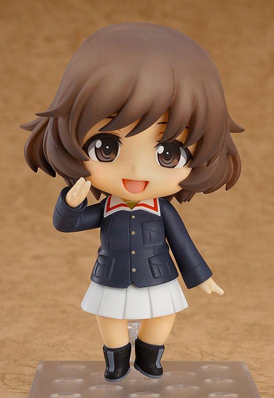Girls und Panzer Nendoroid Yukari Akiyama-4975