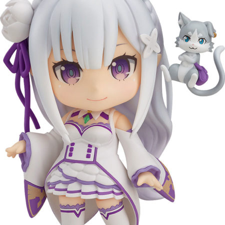 Re:Zero Starting Life in Another World Nendoroid Emilia-0