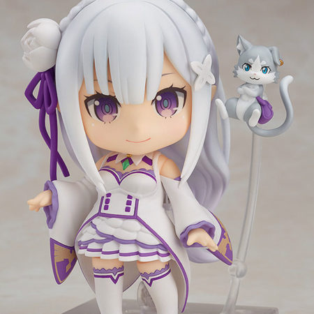 Re:Zero Starting Life in Another World Nendoroid Emilia-5018